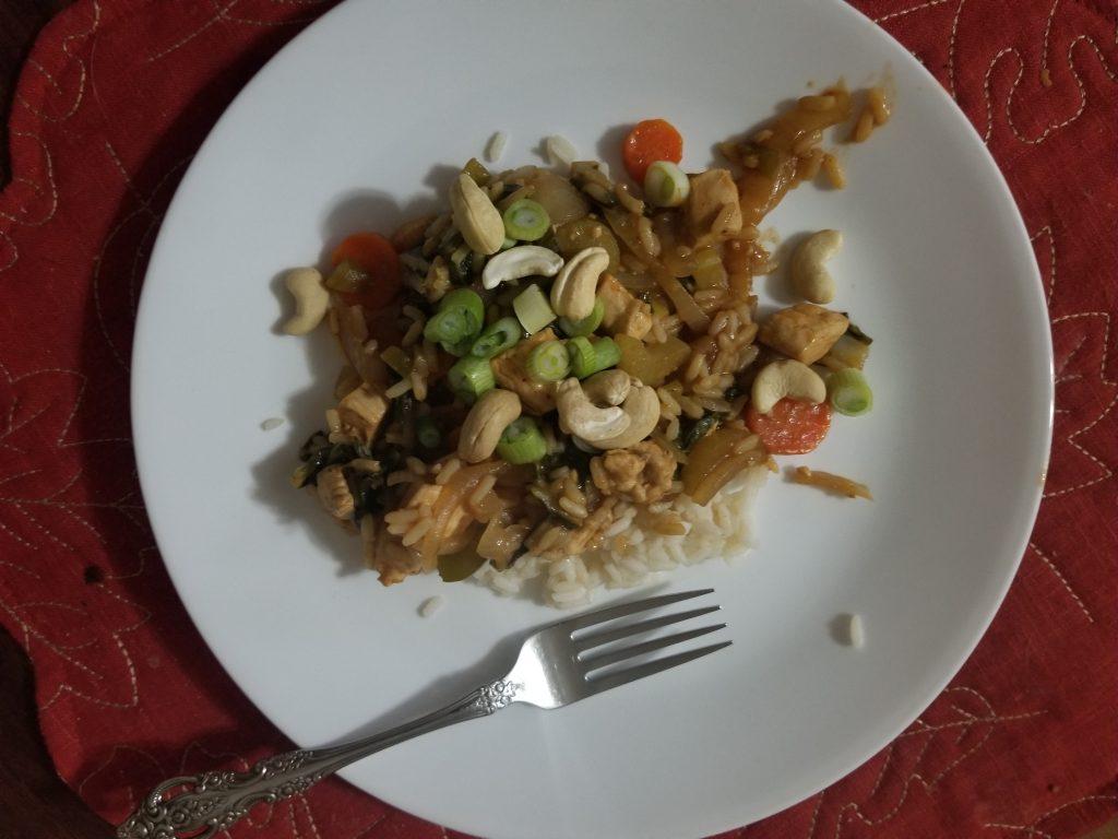 garlic-cashew-chicken