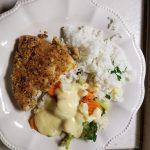 Low Fat Crunchy Fish Fry