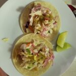 Low Sodium Grilled Fish Tacos