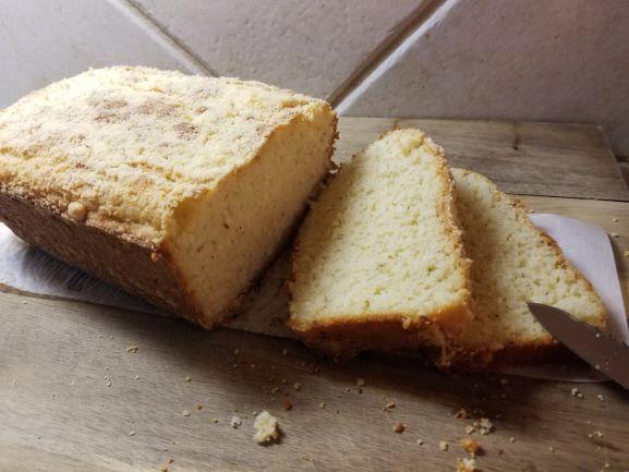 Parmesan Garlic Quick Bread